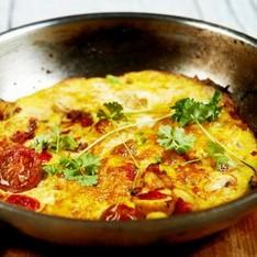 Pomys�y na oryginalne �niadania z jajkami - oryginalne �niadania przepisy jajka omlet hiszpa�ski jajko sadzone pomys�y