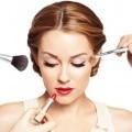7 jesiennych trend�w w makija�u - modny makija� jesie� 2014 trendy w makija�u porady eyeliner smoky eyes czerwona szminka paznokcie