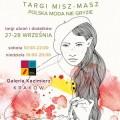 Jesienne kolekcje na targach Misz Masz - targi odzie�owe misz masz jesienne kolekcje polscy projektanci krak�w