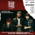 Warsztaty z tancerzami Justina Timberlake - warsztaty taneczne tancerze justina timberlakea twenty twenty master class series bilety cena zapisy