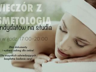 Wiecz�r z kosmetologi� dla kandydat�w na studia w WSIiZ - kosmetologia, wsiiz, warszawa, rekrutacja, wy�sza szko�a infrastruktury i zarz�dzania